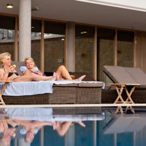 Zwembad - WellCome Wellness Vlieland